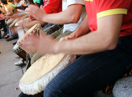 Beating The Odds: New Research Shows How Group Drumming Can Help ...