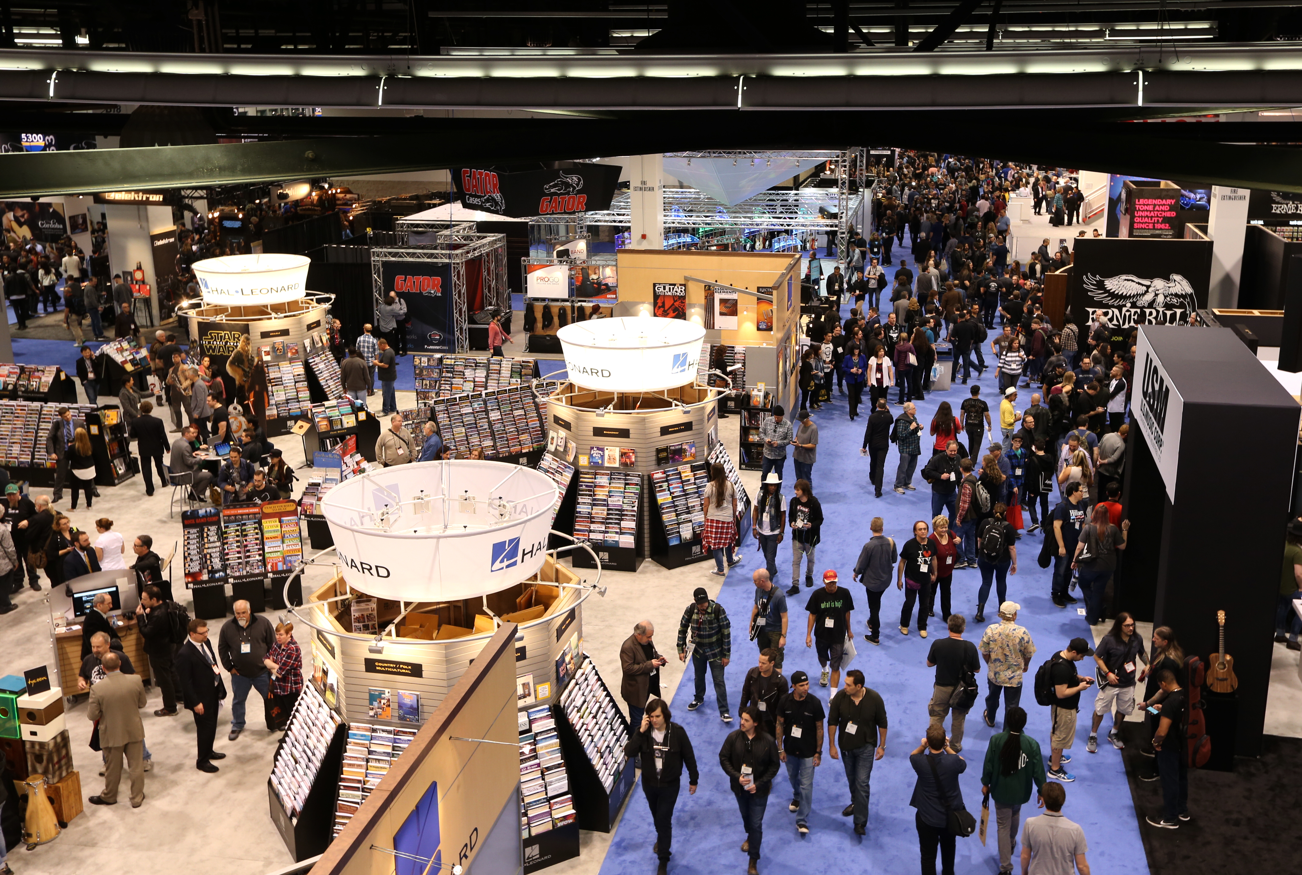 music industry hits high notes at the 2016 namm show