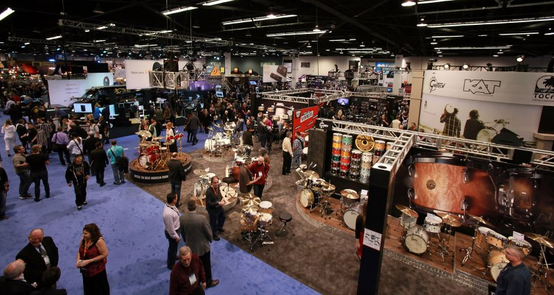 Live From Anaheim January 23 26 The Namm Show Amplifies