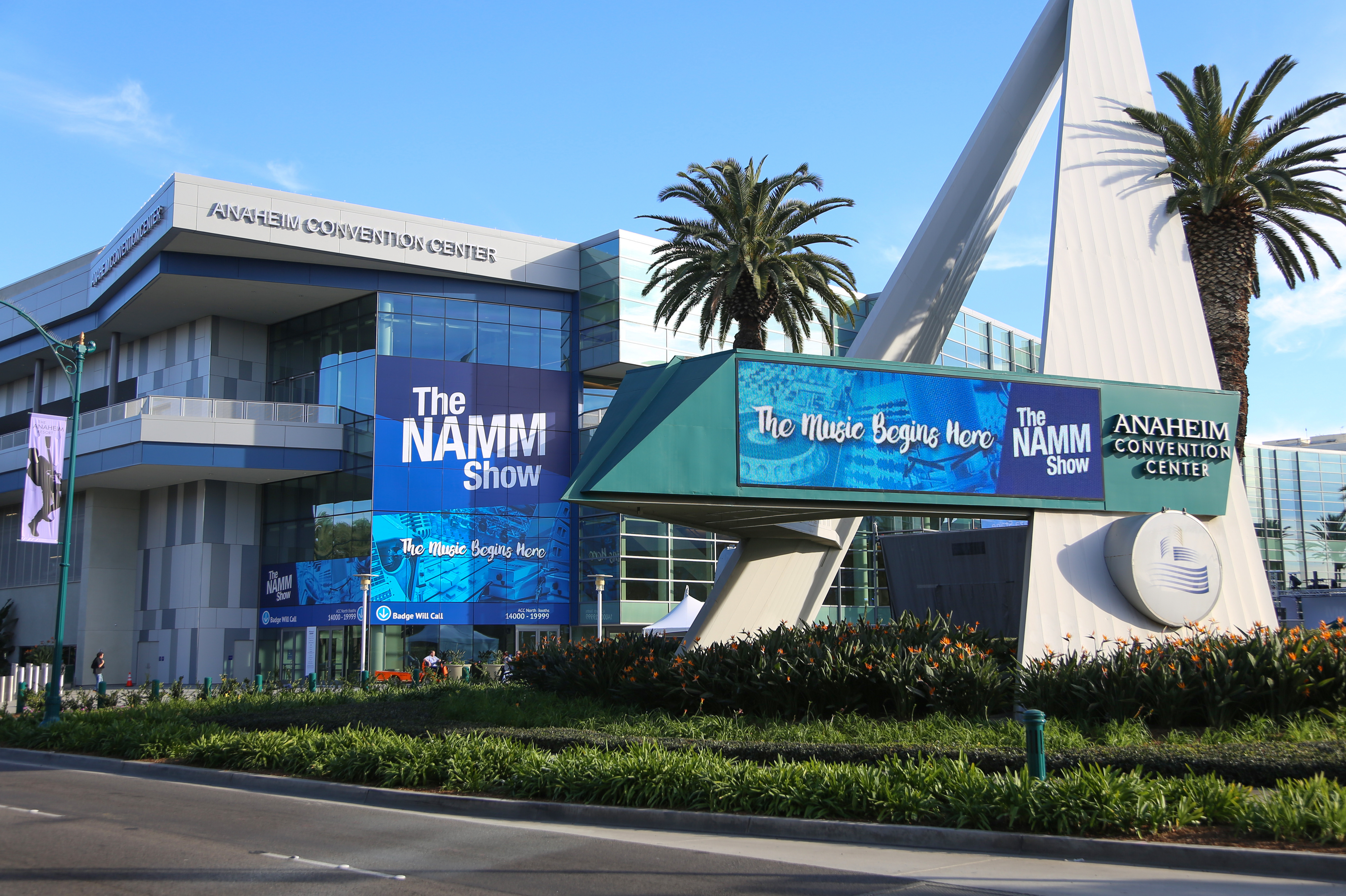 Namm Show Location Amp Date History 1901 2019 Namm Org