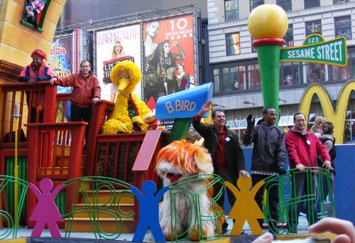 Namm And Sesame Street Bring A Powerful Musical Message To