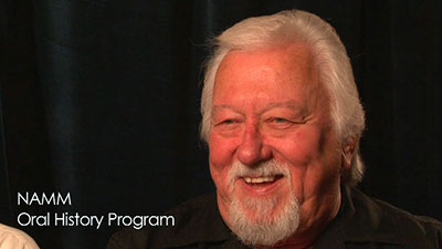 Jimmy Capps Oral Histories Namm Org