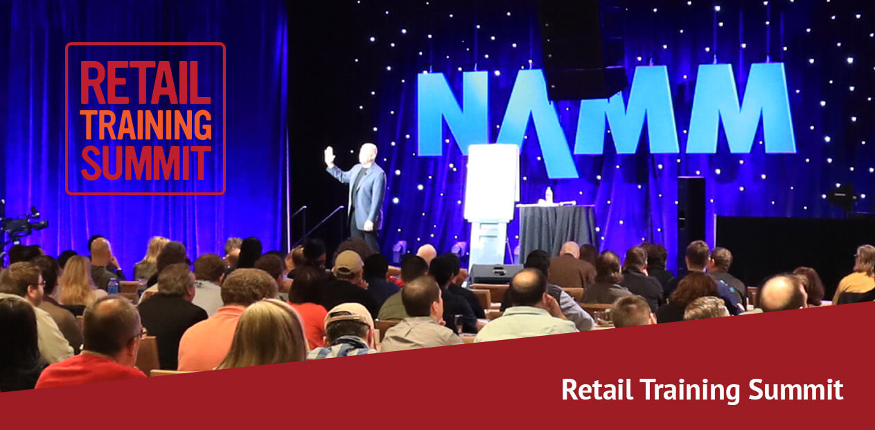 Retail Training Summit - Premier one-day training experience for music retailers