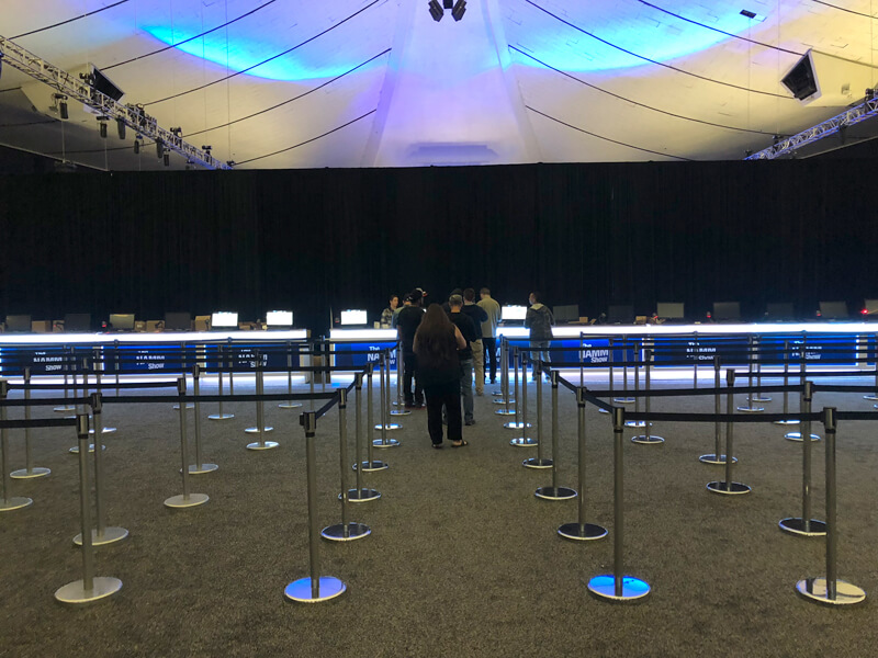 ACC, Arena - The 2019 NAMM Show