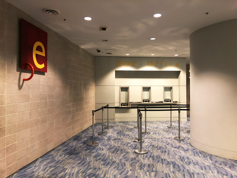 ACC, Hall E Ticket Office - The 2019 NAMM Show