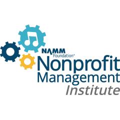 Nonprofit Management Institute - The 2019 NAMM Show