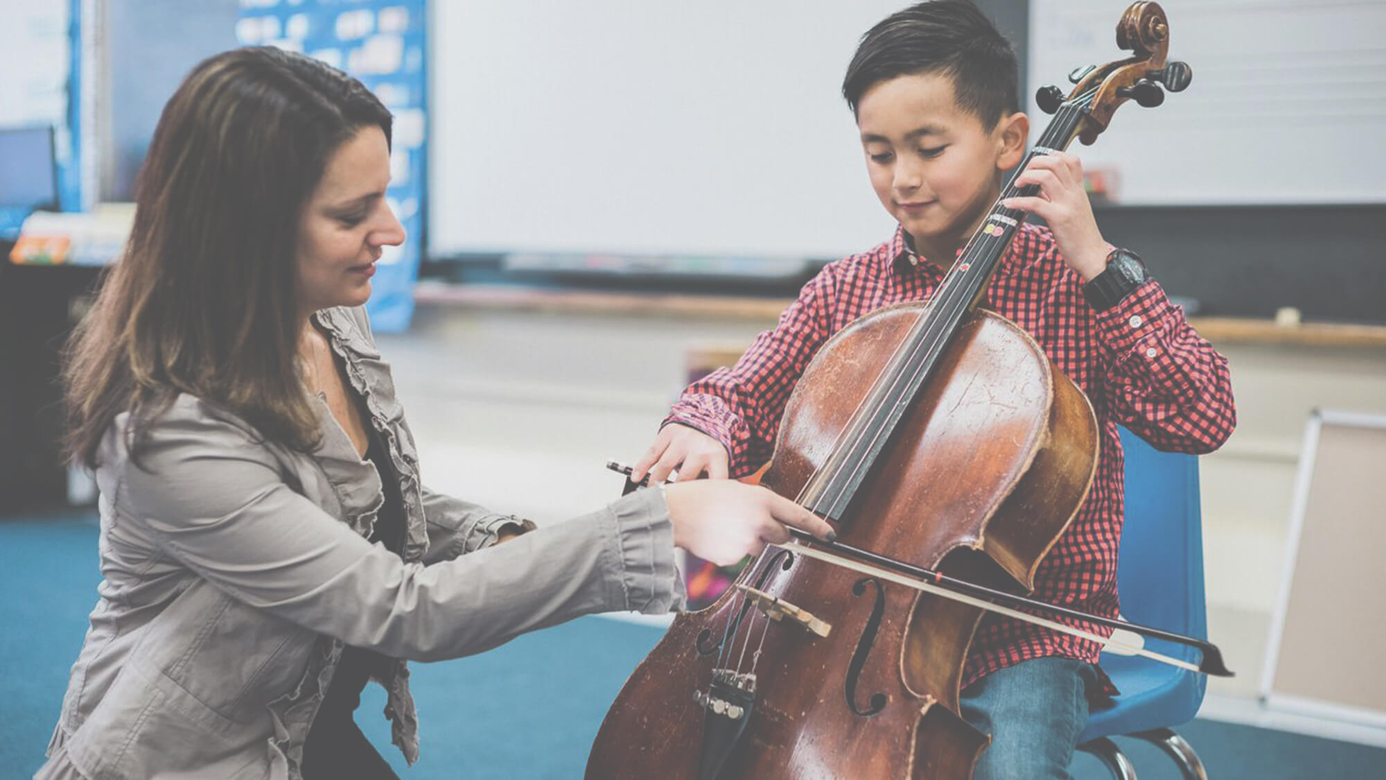 Music Educators + Students