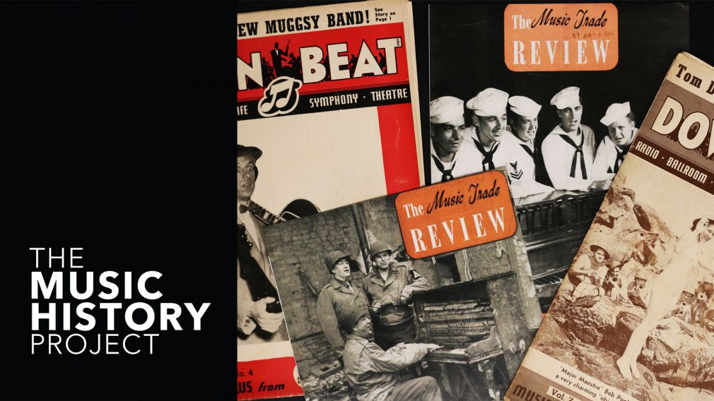 Ep  12 - World War II and the Music Industry | NAMM org
