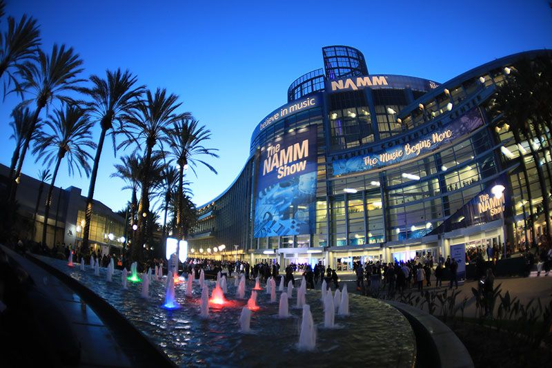 Namm Show 2020.Exhibit At The 2020 Namm Show Namm Org