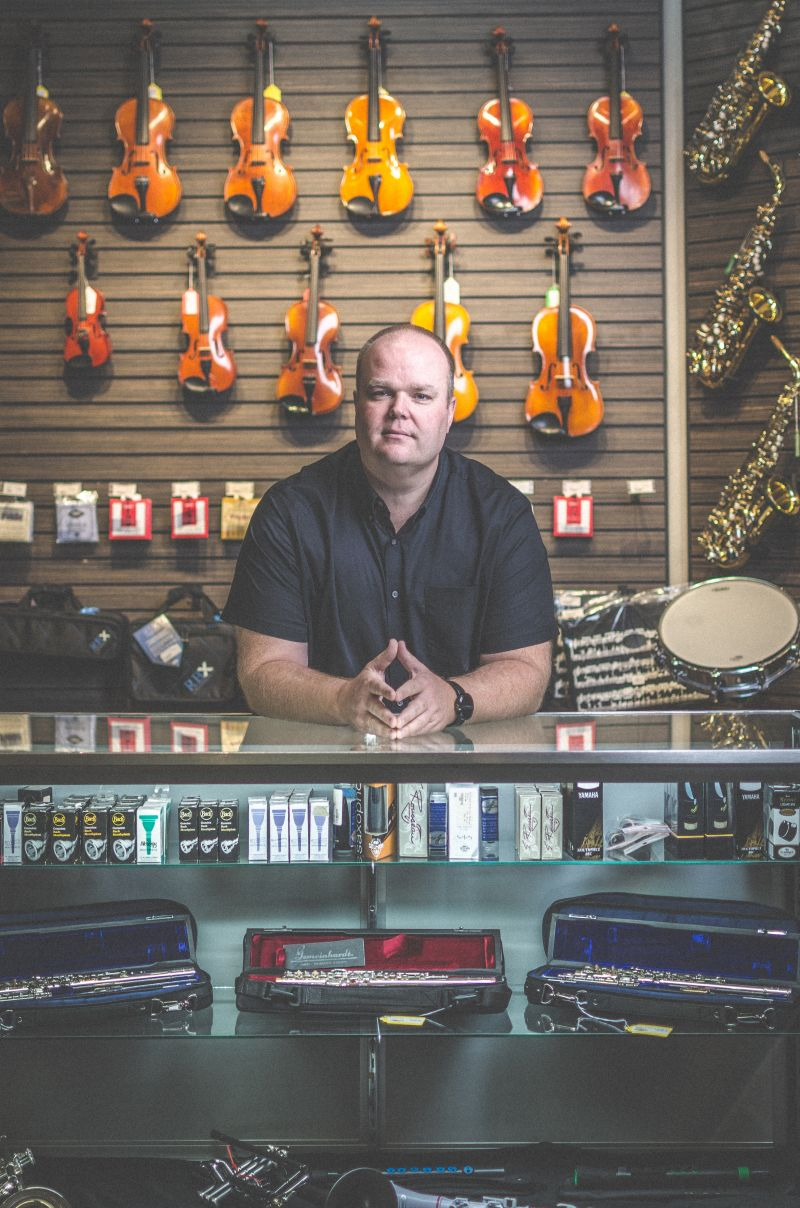 Donovan Bankhead: The Music Retail Podcast