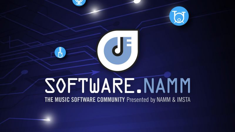 Software.NAMM - The Music Software Community presented by NAMM & IMSTA