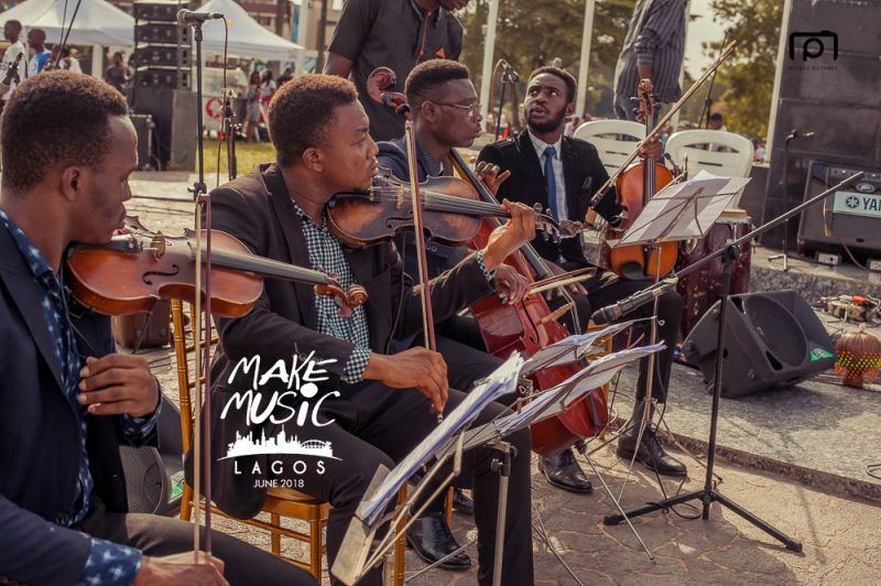 Make Music Lagos