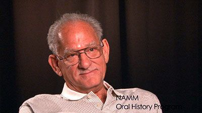 Richard Burke Oral Histories Namm Org