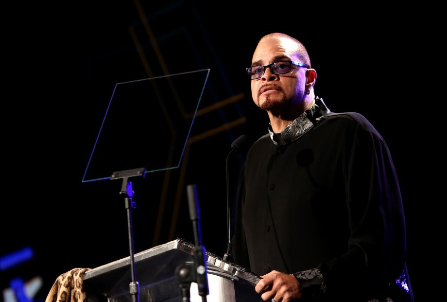 Actor / comedian Sinbad stole the show at the 31st Annual NAMM TEC Awards (Photo by Jesse Grant/Getty Images for NAMM)