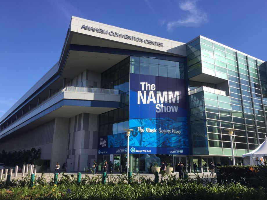 The New ACC North features more exhibits as a part of NAMM's expanded campus