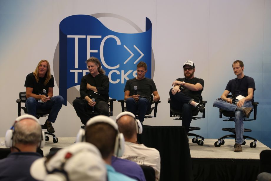 TEC Tracks panel discusses tips and best practices for pro audio professionals.