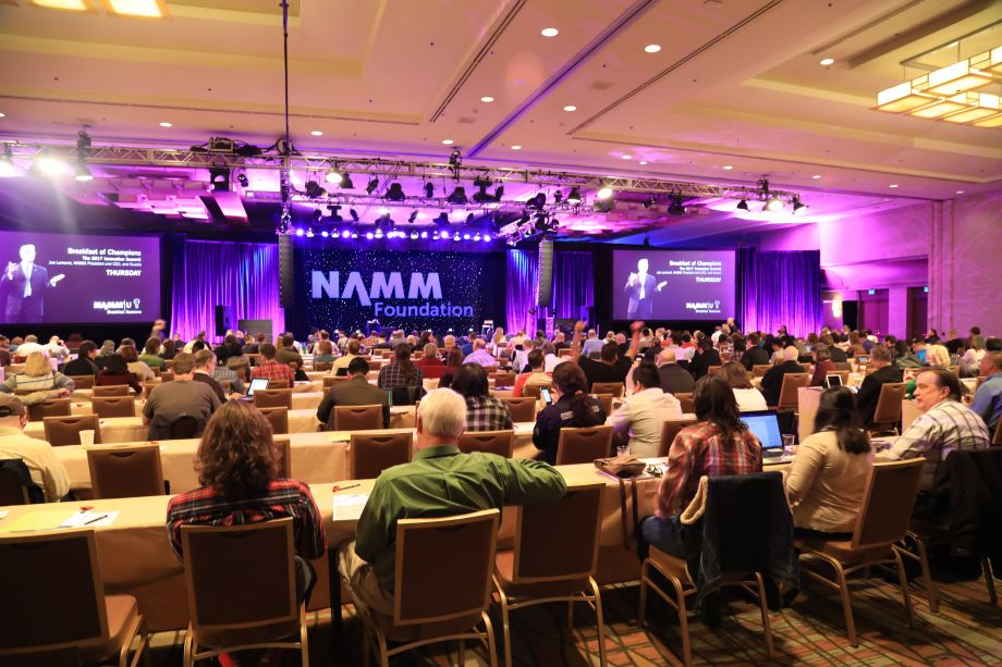 NAMM U Retail Boot Camp kicks off Wednesday morning