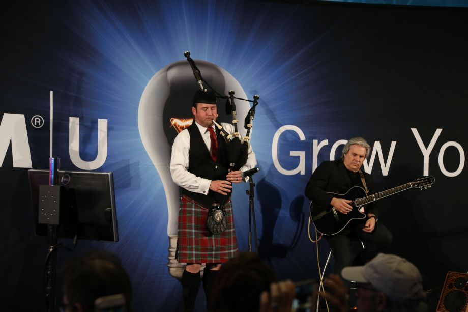 The Annual Industry Tribute featuring The Los Angeles Scottish Pipe Band