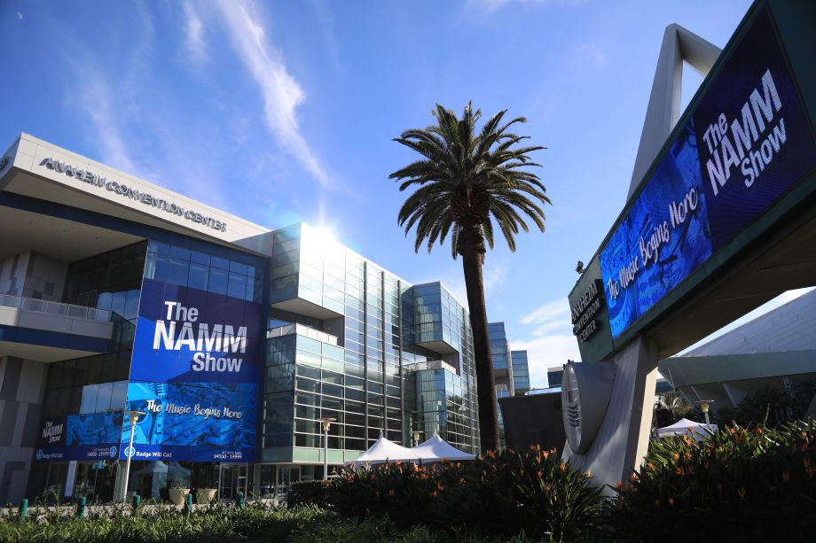 Doors opened at 10 am on Thursday for The 2018 NAMM Show.