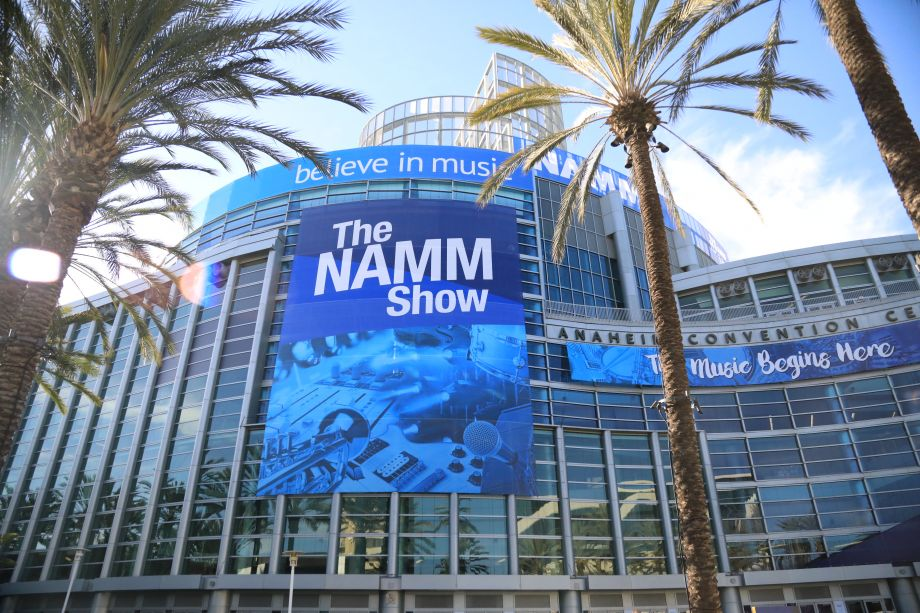 The 2018 NAMM Show is the business Crossroads of Music, Sound and Event Technology.