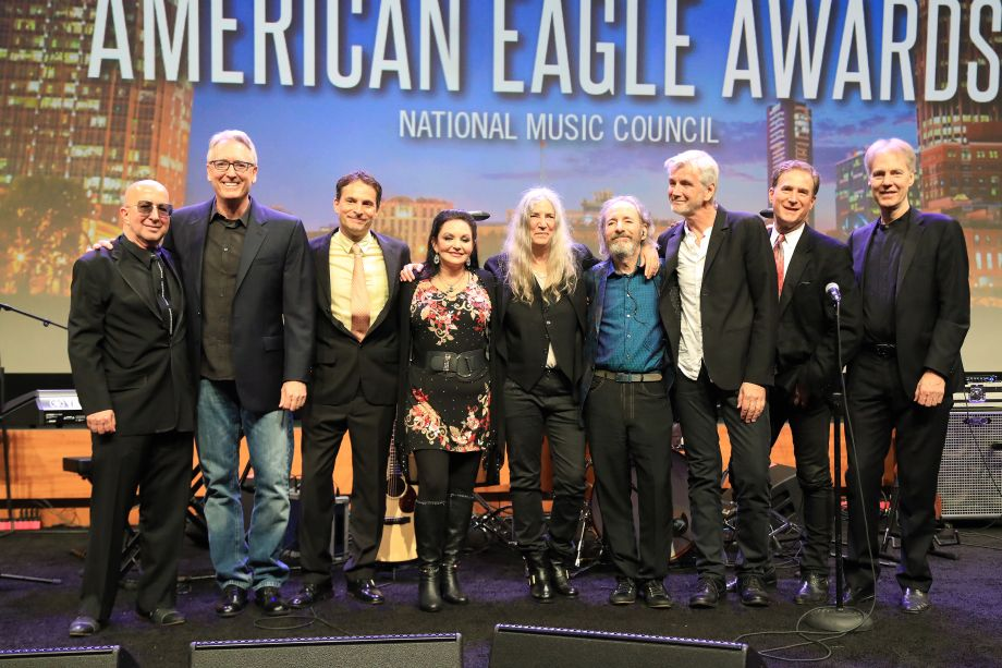That's a wrap! The National Music Council and NAMM give a big thank you to all our special guests Thursday evening.