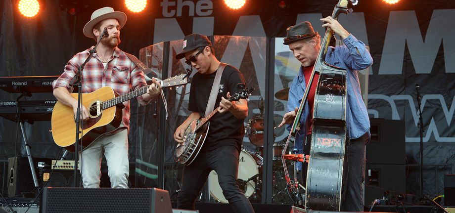 Bands @ NAMM Performers Announced for The 2018 NAMM Show