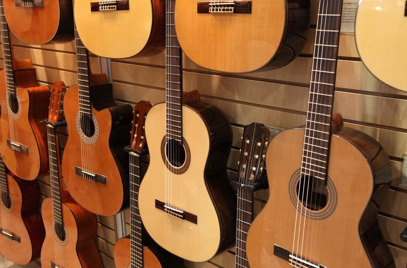 Demand Up for Boutique and Custom Guitars   NAMM org