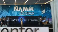 The NAMM U Idea Center is located in the main lobby