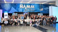 It takes a village, the NAMM staff prepares to welcome the global MI Community (Photo by NAMM Staff)