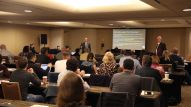A full house at the Retail Boot Camp Financial Track