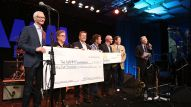 Visit Anaheim also presents The NAMM Foundation with a $5,000 gift at The NAMM Foundation Celebration for Music Education