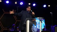 Sinbad hosts The 32nd Annual NAMM TEC Awards