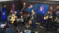 Live performances at The NAMM MUSEUM of Making Music Booth