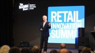 Retail expert Bob Phibbs, a.k.a. The Retail Doctor presents at the Retail Innovation Summit.