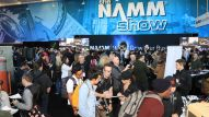 Media Preview Day at The NAMM Show.