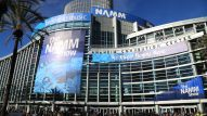 The NAMM Show at the Anaheim Convention Center