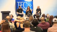 Panelists at TEC Tracks sessions discuss relevant topics for sound, studio and stage pros.