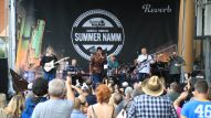 Charley Pride performs for a captivated crowd on The Terrace at Summer NAMM.