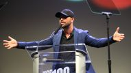 CMT's Cody Alan hosts the Top 100 Dealer Awards at Music City Center in Nasvhille on Friday night.