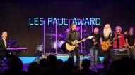 Jackson Browne performs with The Section at the 33rd NAMM TEC Awards