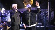 Michael McDonald and Sam Moore