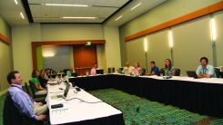 NAMM Ad-hoc Tech Committee Meeting July 2014