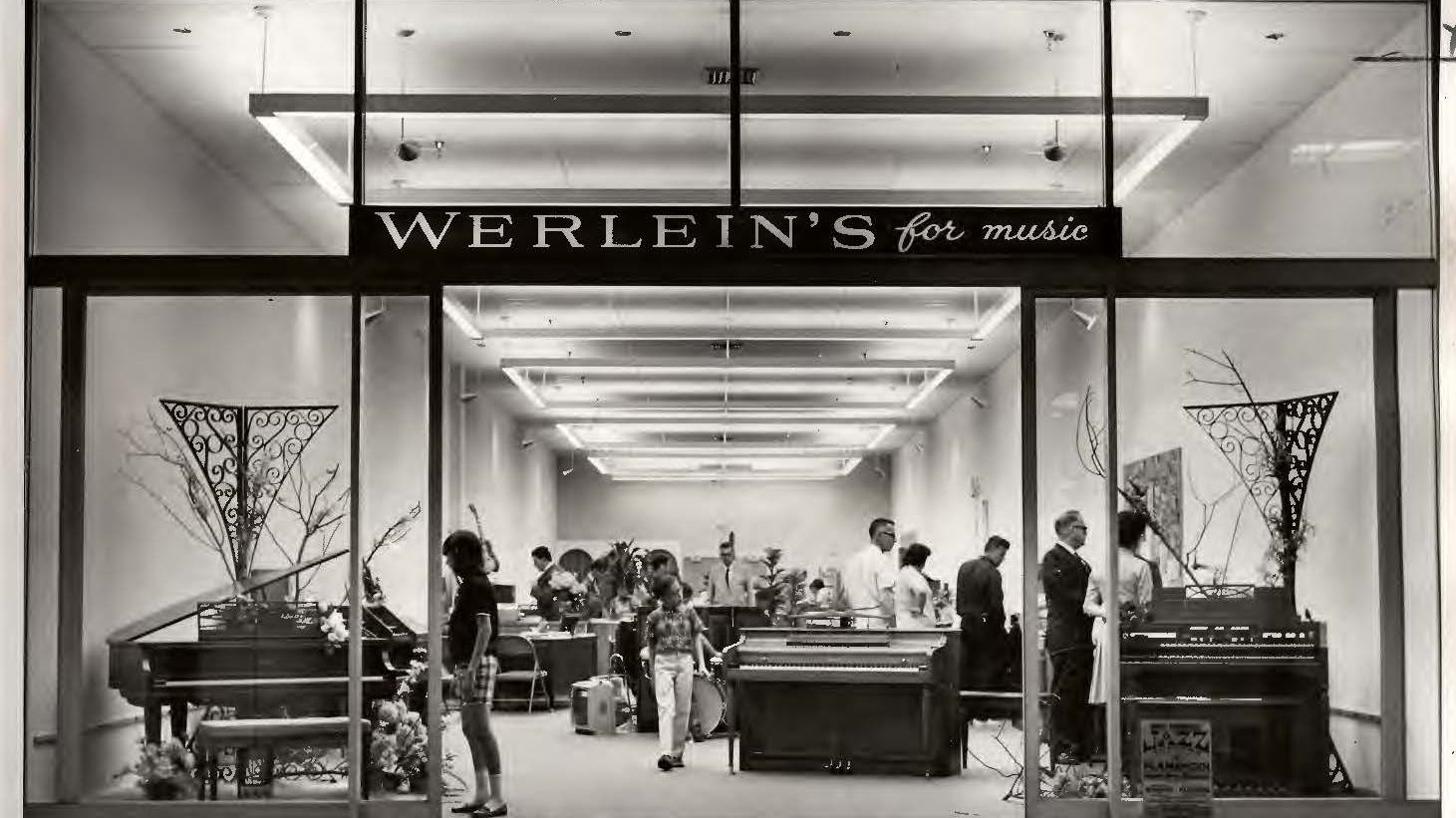 Werlein's for Music - New Orleans, LA