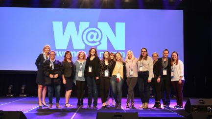Women at NAMM Event