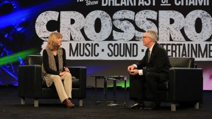 Joe Lamond and Whitney Grisaffi of Ted Brown Music