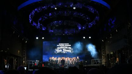 Riverside City College Chambers Singers perform The NAMM Foundation Celebration for Music Education