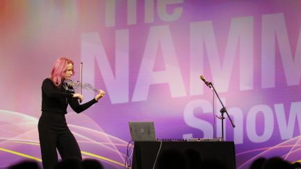NAMM U Breakfast Session Performance