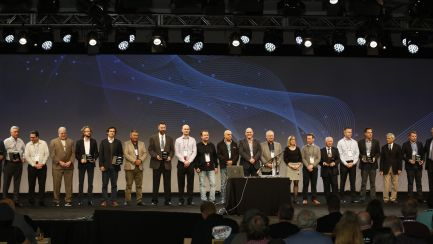 Milestone Award Recipients at The 2020 NAMM Show Breakfast Session